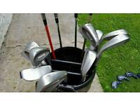 Titleist golf club set