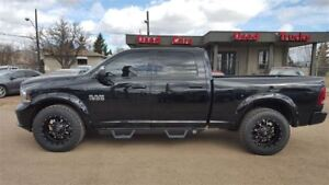 2014 Ram 1500 Sport LIFTED CUSTOM TRUCK  call 780 425 2886