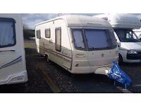 Caravan fixed bed Avondale