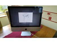 "iMac 20 inch ""Core 2 Duo"" 2.66 20-Inch Aluminum (Early 2009)"
