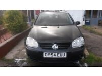 2004 Vw Golf 1.6 Fsi Chep Car £1499