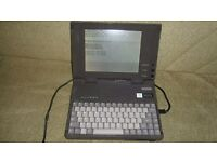 Hi grade vintage laptop ,good working order