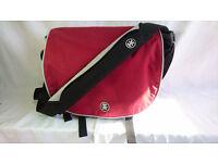 Crumpler Red Camera Bag