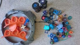 Beyblades and some extra