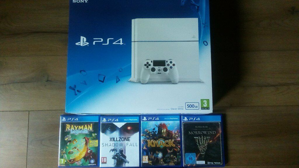Ps4 boxed controller ads buy & sell used - find great prices