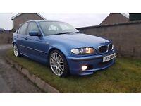 2004 BMW 320d M Sport Estroil Blue