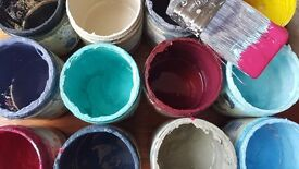 The Upcyclers Meet Up - Creative Painting Party - Wednesday 24th May from 1pm