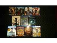 3d blu rays!! (Immaculate condition) OFFERS?