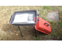 Portable Gas Grill - Small