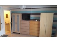 Big double en suite room in a house in Stratford