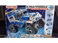 Meccano multimodels