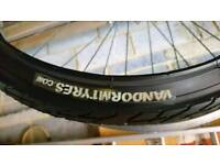 Brand new bicycle tyre 26""