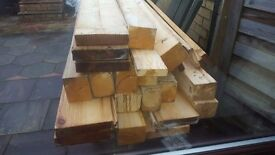 Wooden Posts For Sale