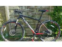 CANNONDALE FSI 29er (L) Hardly Used ( I still have the box )
