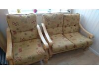 Two Seater & Single Suite (Sofa & Chair)