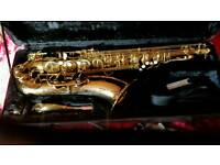 Stagg tenor saxophone