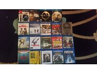 Blu ray movie and box set collection
