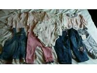 Girls 9-12 mothes clothes autumn/winter