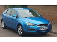 FORD FOCUS ZETEC CLIMATE 1.6 PETROL 2005 05REG 61K MILES FSH NEW MOT NEW SERVICE PRICED TO SELL