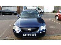 2005 Volkswagen Passat TDI Diesel Highline Sport 5dr HPI Clear Service History @07445775115@