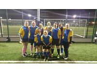 New Ladies Football Team Recruiting - PLAYERS WANTED!