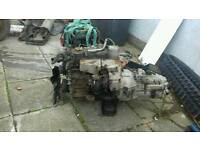 3.0 120e 2003 nissan cabstar engine with 103000