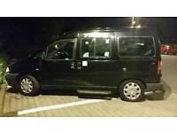 Fiat scudo 2002, 7 seater, 2 liter diesel, E7 Taxi