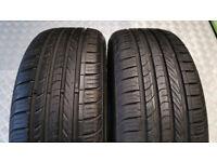 185 55 15 2 x tyres Nexen NBlue Eco