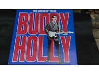 Records Buddy Holly x 4 LP's box set and booklet mint £12 Downend Bristol