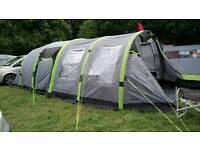 Airgo stratus 400 tent with porch 4person