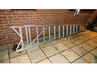 Aluminium Step Ladder 4 metres