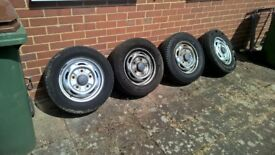 ford transit wheels steel 15""