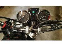 Laxmoto vixon motorcycle