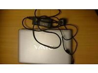 Sony vaio laptop PCG-7171M, for spares or repairs.