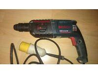 110v bosch hammer drill