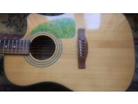 Fender Classic Design Electro Accoustic Guitar