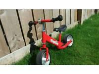 Tiny bike balance bike
