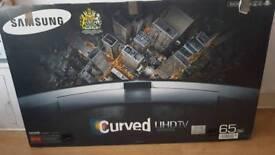 Samsung TV curve 65 Inch UE65HU8500TXXU