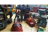 Boys imaginex toys