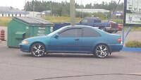 Honda Civic DX 'Special' For Sale