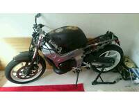 Honda nsr 125 1993 rat bike / Street fighter
