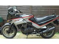 1992 Kawasaki GPZ500 mot until August 2017