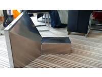 New Kitchen Cooker Extractor Hood Ventilator Filter