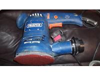 230 V, 480 watt DRAPER sander