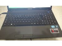Samsung Notebook Series 3 Laptop , Proc i5 intel core, 2.5GHz laptop bag include for sale  London