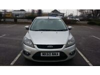 2010 Ford Focus 1.6 Diesel Manual MOT, Tax and PCO drives perfect