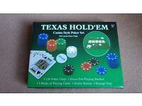 Texas poker games