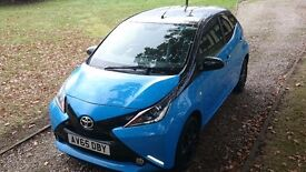 Toyota Aygo For Sale X-cite 2 Cyan