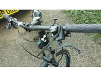 Cube limited pro 2x 27.5 mountain bike mtb