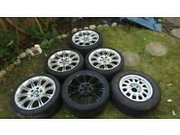 Bmw 3 series 18 inch wheels